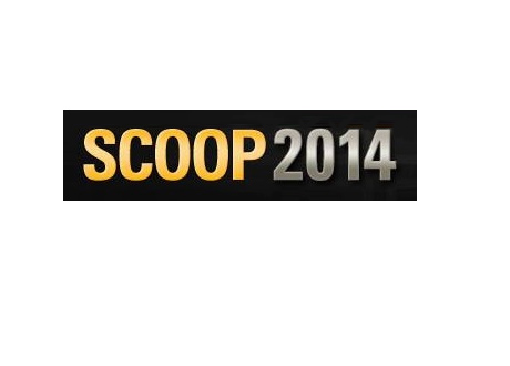 SCOOP 2014 - Text Logo - Spring Championship of Online Poker