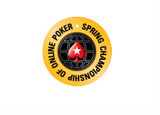 SCOOP Logo - Pokerstars - Spring Championship of Online Poker