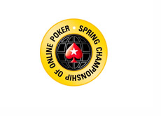 SCOOP (Spring Championship of Online Poker) - Logo