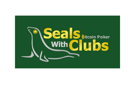 Seals With Clubs - Logo - Green Colour