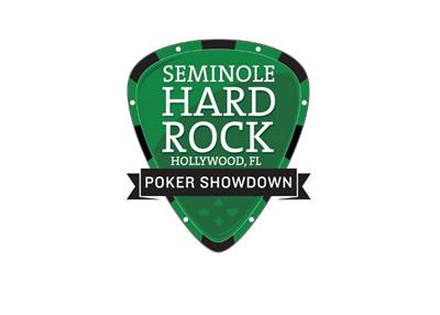 2016 World Poker Tour - Seminole Hard Rock Poker Showdown - Logo