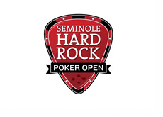 Seminole Hard Rock Poker Open - Tournament Logo