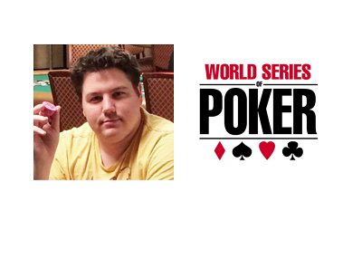 Shaun Deeb - World Series of Poker 2015 - Twitter Photo