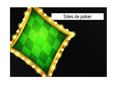 Jouer au poker est une expérience sociale.