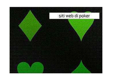 Ecco un elenco di siti online affidabili che offrono giochi di poker online.