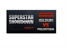 Superstar Showdown Promotion at Pokerstars - ISILDUR1 vs. PHILIVEY2694