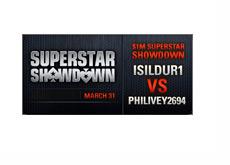 Superstar Showdown Promotion at Pokerstars - ISILDUR1 vs. PHILIVEY2694