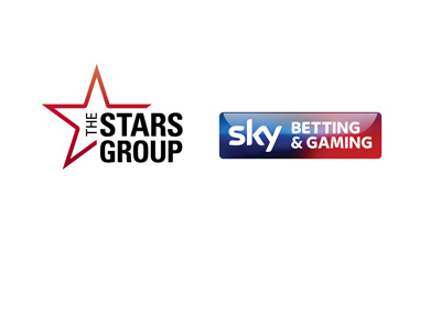 The Star Group purchases Sky Betting and Gaming - Company logos.