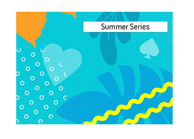 The new online poker series has been announced by an industry giant.  The Summer Series.