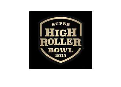 Super High Roller Bowl 2015 - Tournament logo