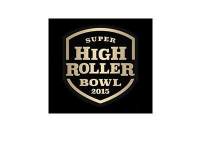 Super High Roller Bowl 2015 - Tournament logo