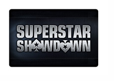 Superstar Showdown at Pokerstars - Logo