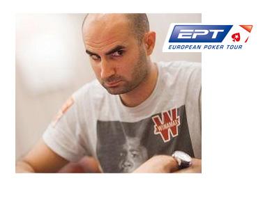 Sylvain Loosli - European Poker Tour