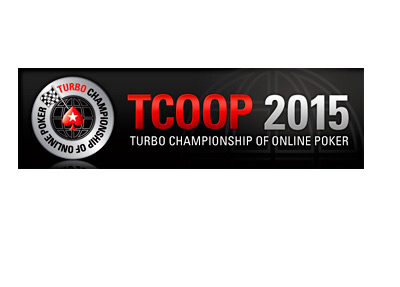Turbo Championship of Online Poker - TCOOP 2015 - Event Ad