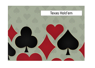 The King explains which cards are the worst starting hand in Texas Holdem poker.