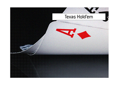 The King provides an answer to a frequently asked question:  How many cards are dealt in the Texas Holdem game.