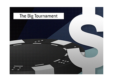 The 2020 version of the big tournament is a hybrid.