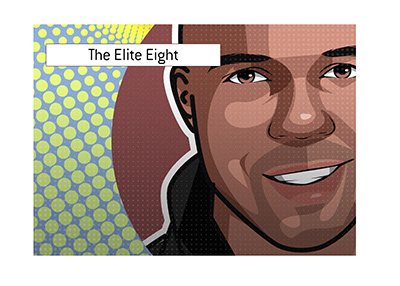 Phil Ivey among the Elite Eight in the WPT Heads-up Championship.