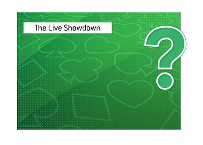 Will the live showdown of the Big tournament go ahead as planned?  Discussed.