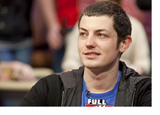 Tom Dwan looking sideways