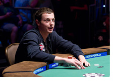 Photo update - Tom Dwan at the 2010 WSOP