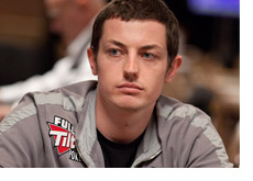 Tom Dwan at the WSOP 2010 - World Series of Poker