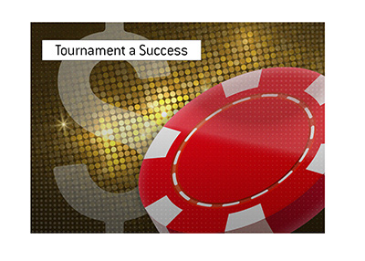 The online version of the big summer tournament has been a Big success.