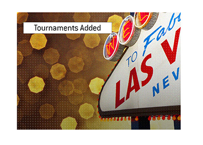 New tournaments have been added to the summers big event.