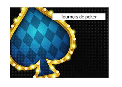 Le jeu de tournoi de poker en ligne a évolué positivement ces dernières années.