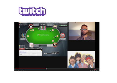 Twitch TV screenshot - Daniel Negreanu - April 20, 2015