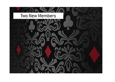 Two new members to the Poker Hall of Fame were introduced in 2019.