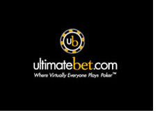 Ultimate Bet Logo - Old