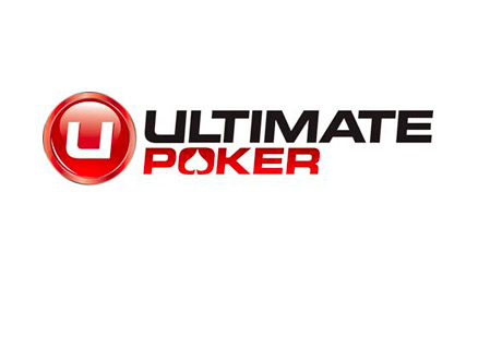 The Ultimate Poker logo