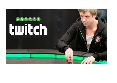 Unibet Twitch.tv - Viktor Bloom - May 2015