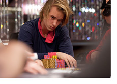 Viktor Bloom aka Isildur1 at the World Series of Poker Europe - WSOPE 2010