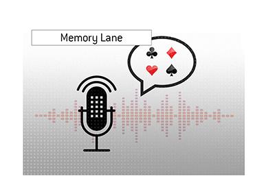 Daniel Negreanu and Mike Matusow take a walk down memory lane.