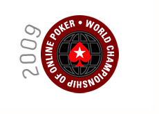 -- pokerstars.com wcoop - logo - world championship of online poker 2009 --