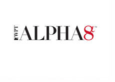 World Poker Tour (WPT) - Alpha 8 - Logo