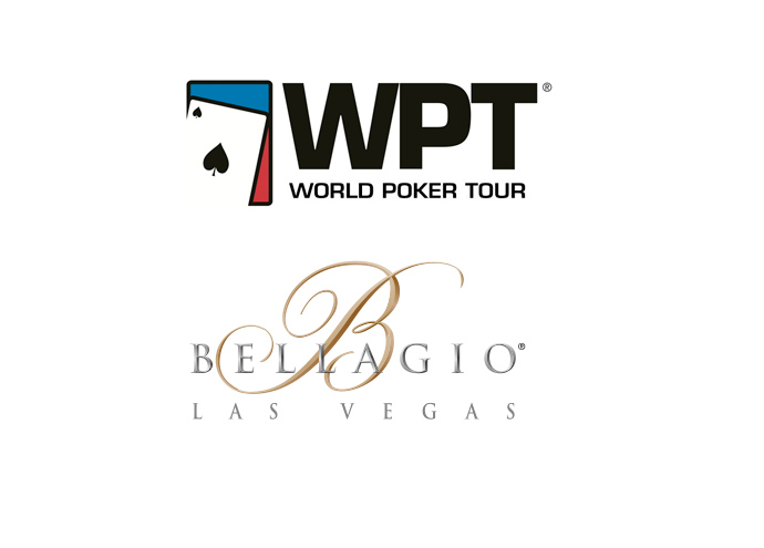 World Poker tour - Bellagio Hotel - Five Diamond Poker Classic - Logo