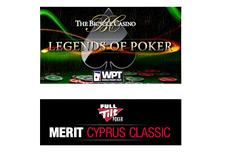 World Poker Tour - Legends of Poker - and Full Tilt - Merit Cyprus Classic