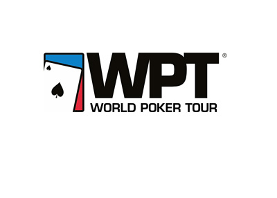 World Poker Tour - WPT - Logo - 400 pixels wide
