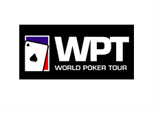 World Poker Tour Logo - Black