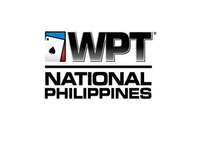 The World Poker Tour - National Philippines - Tournament logo