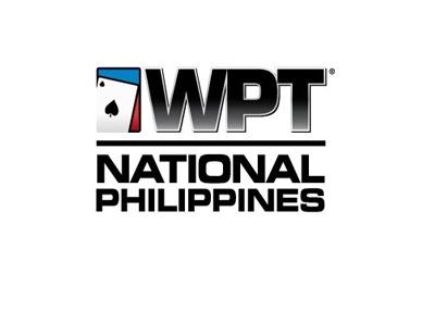 The World Poker Tour - National Philippines - Tournament logo