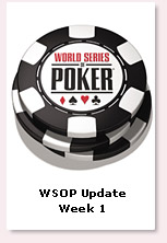 world series of poker 2007 logo - week 01 update