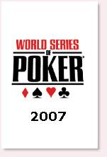 wsop 2007 logo