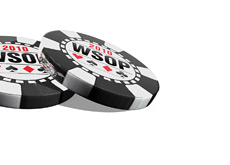 -- World Seires of Poker Chips in 3D --