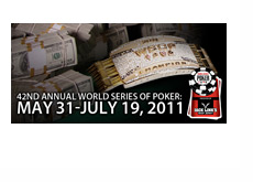 World Series of Poker 2011 - Official Graphic