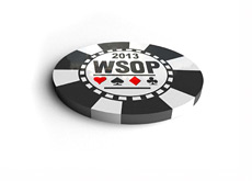 World Series of Poker - Chip - 2013