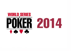 The World Series of Poker 2014 - Logo